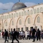Mescid-i Aksa'ya İsrail baskını