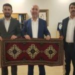 Zekeriya Karaman'a anlamlı ziyaret