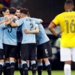 Uruguay'dan dört dörtlük başlangıç!