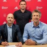 Ajax, Erik ten Hag'ın sözleşmesini uzattı