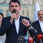 Bakan Kurum sözünü tuttu! Başakşehir'de açıldı