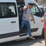 Balıkesir'de 10 göçmen yakalandı