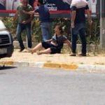 Beylikdüzü'nde sokak ortasında eski eşini bıçakladı