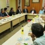 Binali Yıldırım'dan Milli Gazete'ye ziyaret