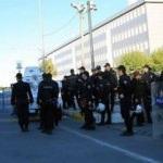 Başkan Erdoğan'ın oyunu kullanacağı okulda yoğun güvenlik önlemi