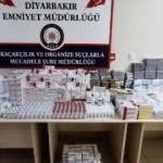 Diyarbakır'da 3 milyon liralık kaçak ilaç ele geçirildi