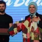 Emine Erdoğan'dan 'Atıktan Sanata' etkinliğine destek
