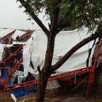 Hindistan'da dini etkinlikte çadır çöktü: 14 ölü