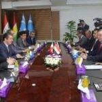 IKBY duyurdu! Türkmenlere bakanlık verilecek