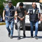 Küçük çocuğu yaralayan maganda tutuklandı
