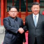 Kuzey Kore'ye tarihi ziyaret!