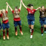 Norveç penaltılarla çeyrek finalde!