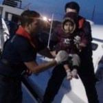 Sahil Güvenlik uçağı tespit etti: Sabaha karşı nefes kesen operasyon