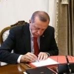 Erdoğan imzaladı! İşte kesin korunacak hassas alanlar