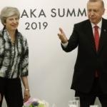 Erdoğan, İngiltere Başbakanı May ile görüştü