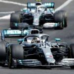 Fransa'da zafer Lewis Hamilton'ın