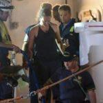 Göçmenleri kurtaran kaptan tutuklandı!