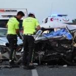 İzmir'de katliam gibi kaza! Ölü ve yaralılar var