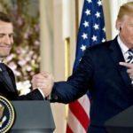 Macron, İran konusunda Trump ile görüşecek!