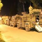 Suriye sınırında sıcak gelişme! Komando birlikleri bölgede