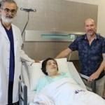 Doktorlar şoke oldu! Karın ağrısı şikayetiyle gitti...