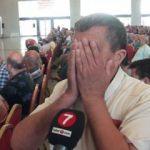 Kura sonrası ev sahibi olanlar gözyaşlarını tutamadı
