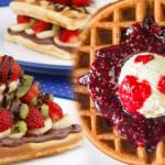 Waffle kaç kalori, kilo aldırır mı? Tost makinesinde kolay waffle nasıl yapılır?
