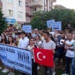 Muğla'da üniversite öğrencilerinden ulaşım zammına tepki