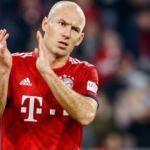 Arjen Robben'den sürpriz karar!