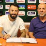 Aytemiz Alanyaspor Yunan futbolcuyu açıkladı!