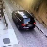 Beyoğlu'ndaki tornavidalı dehşetin kamera görüntüleri ortaya çıktı