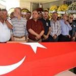 CHP'li Bakşık törenle defnedildi