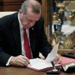 Erdoğan'dan 21 maddelik yeni genelge! Resmi Gazete'de yayımlandı