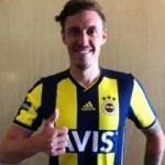 Max Kruse, Fenerbahçe formasını giydi!