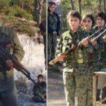 PKK ile masaya oturan BM rezil oldu