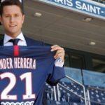 PSG, Herrera'yı kadrosuna kattı