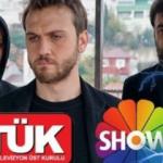 RTÜK'ten iddiali dizi Çukur'a şok ceza!