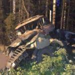 Rusya'da akaryakıt tankeri kaza yaptı: 4 ölü, 10 yaralı