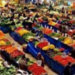 Sebze ve meyve fiyatları düşüyor