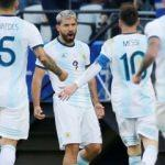 Şili'yi mağlup eden Arjantin üçüncü oldu
