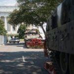Tanklar Beyaz Saray önünde! ABD'de büyük hazırlık