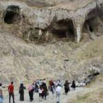 Tuz mağarasında toplu nikah töreni