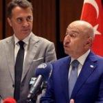 Özdemir ile Orman'dan ortak basın toplantısı