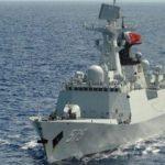 Çin o ülkeye savaş gemisi hediye etti!
