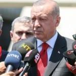 Cuma namazı çıkışı Erdoğan'dan vatandaşa çağrı!