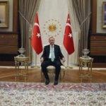Erdoğan Irak üst düzey heyetini kabul etti!