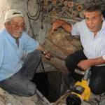 Evlerini su basınca ortaya çıktı! Gördüklerine inanamadılar