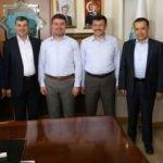 """Hamza Dağ: """"Aksaray'ın her zaman destekçisiyiz"""""""