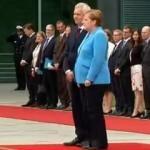 Merkel'den korkutan görüntüler! 3 oldu