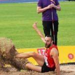 Necati Er, Türk spor tarihine geçti